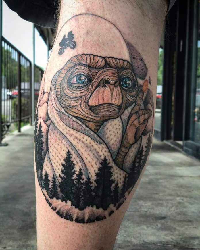 tatuaggi per omaggiare gli anni 80
