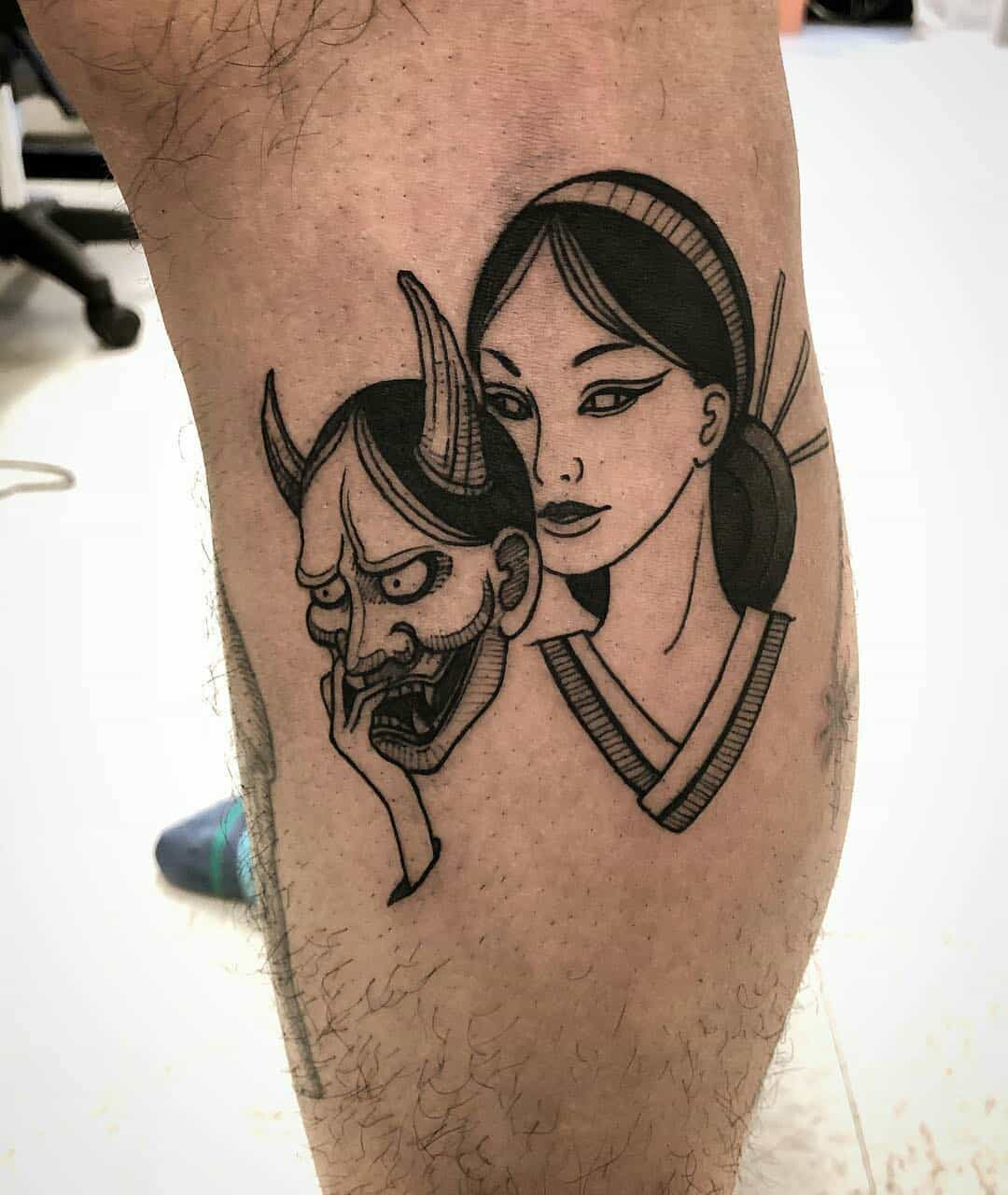 Tattoo by @amyjiaotattoo