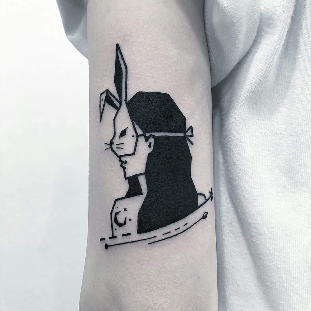 Tattoo by @greemtattoo