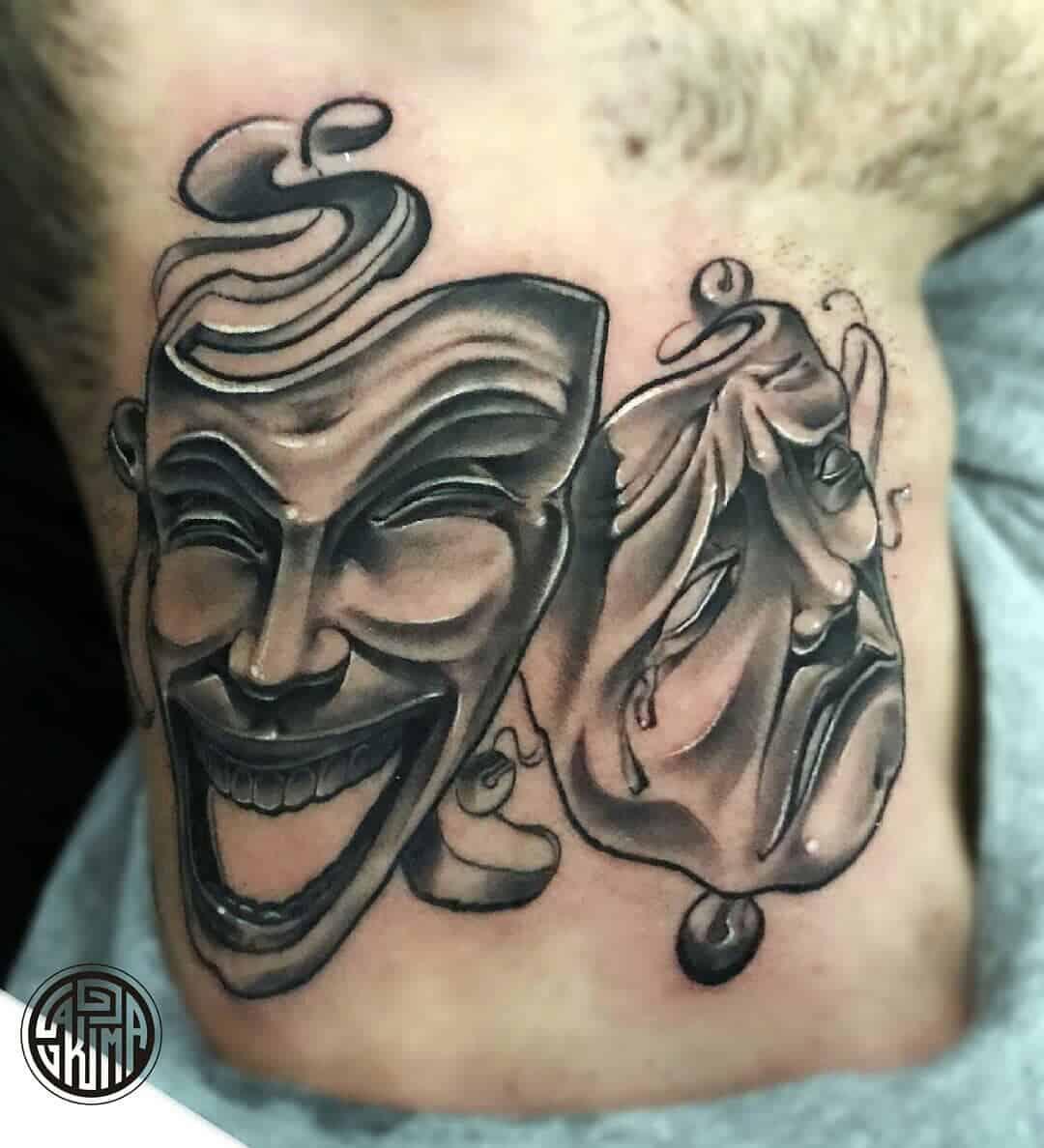 Tattoo by @lakimatattoo
