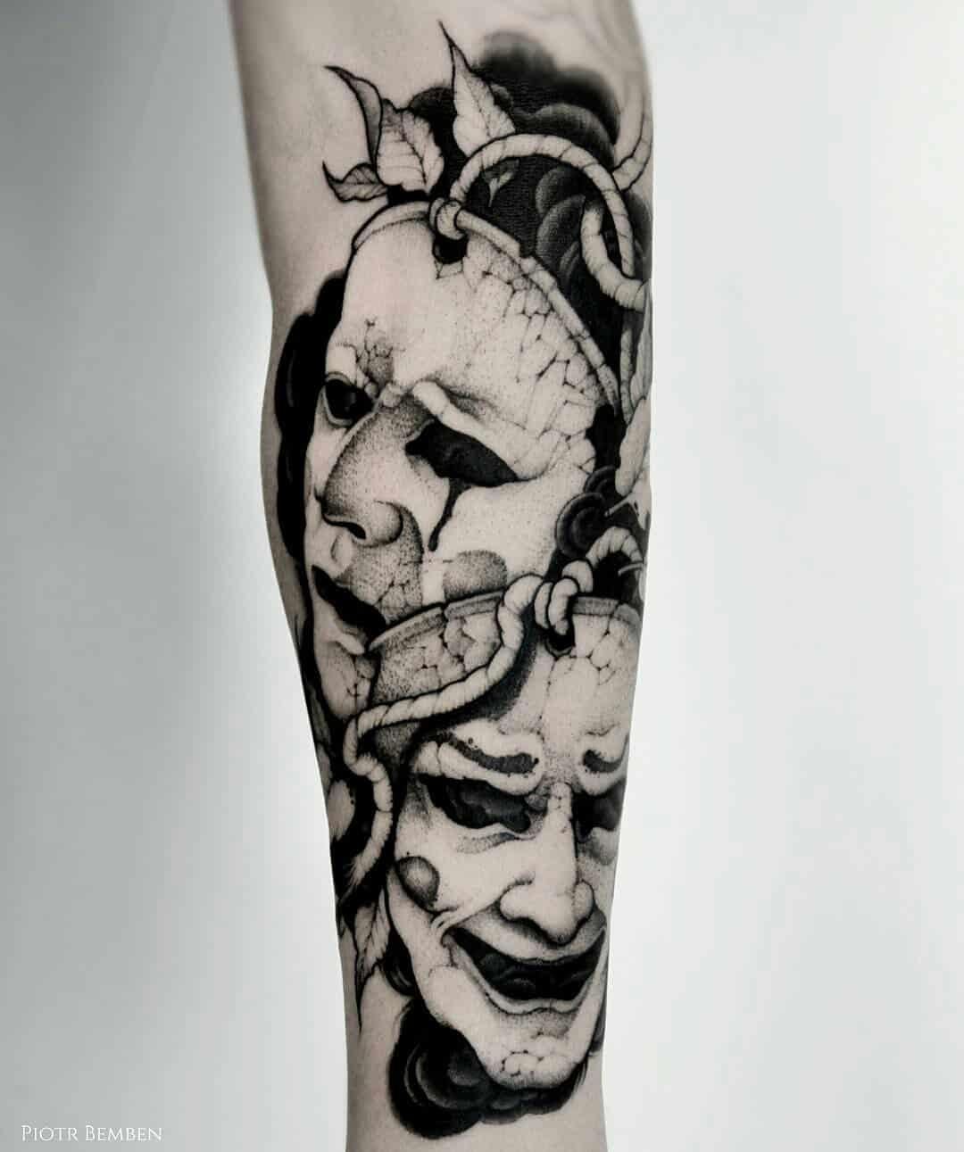 Tattoo by @piotrbemben_tattoo