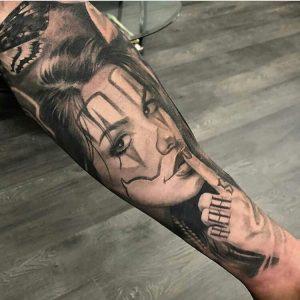 Tatto by @focustattoos