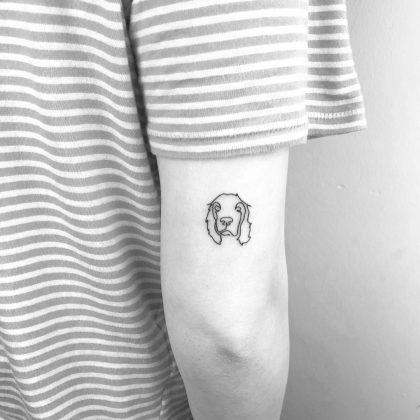 tattoo tilizzato sopra gomito by @cagridurmaz