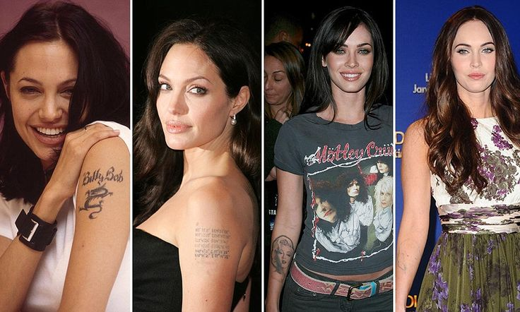 Megan-Fox-e-Angelina-Jolie-laser-photocredit-@Rewindtattoo.it_