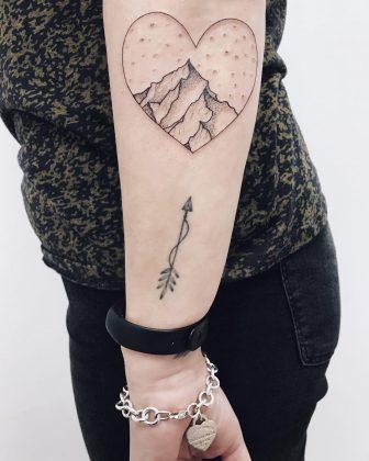 tatuaggio black&grey