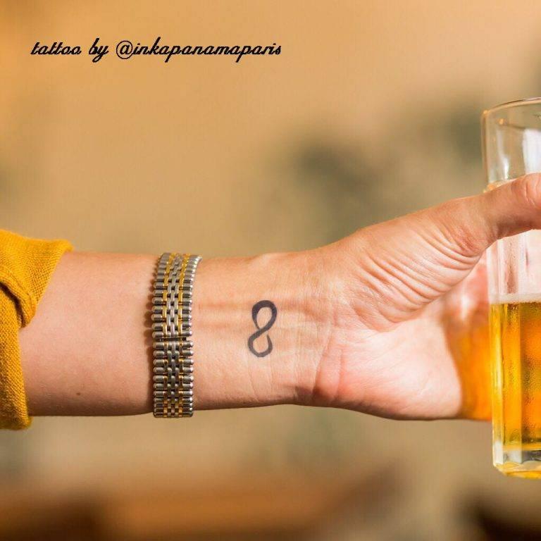 Significato del tatuaggio infinito