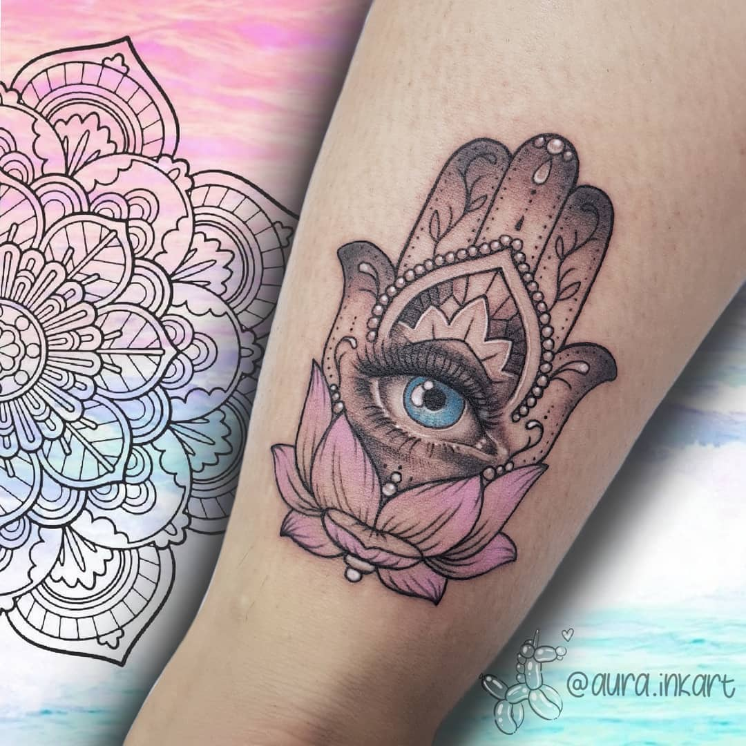 Fatimas Hand Tattoo Why Is It Done Tatuaggipiercingit