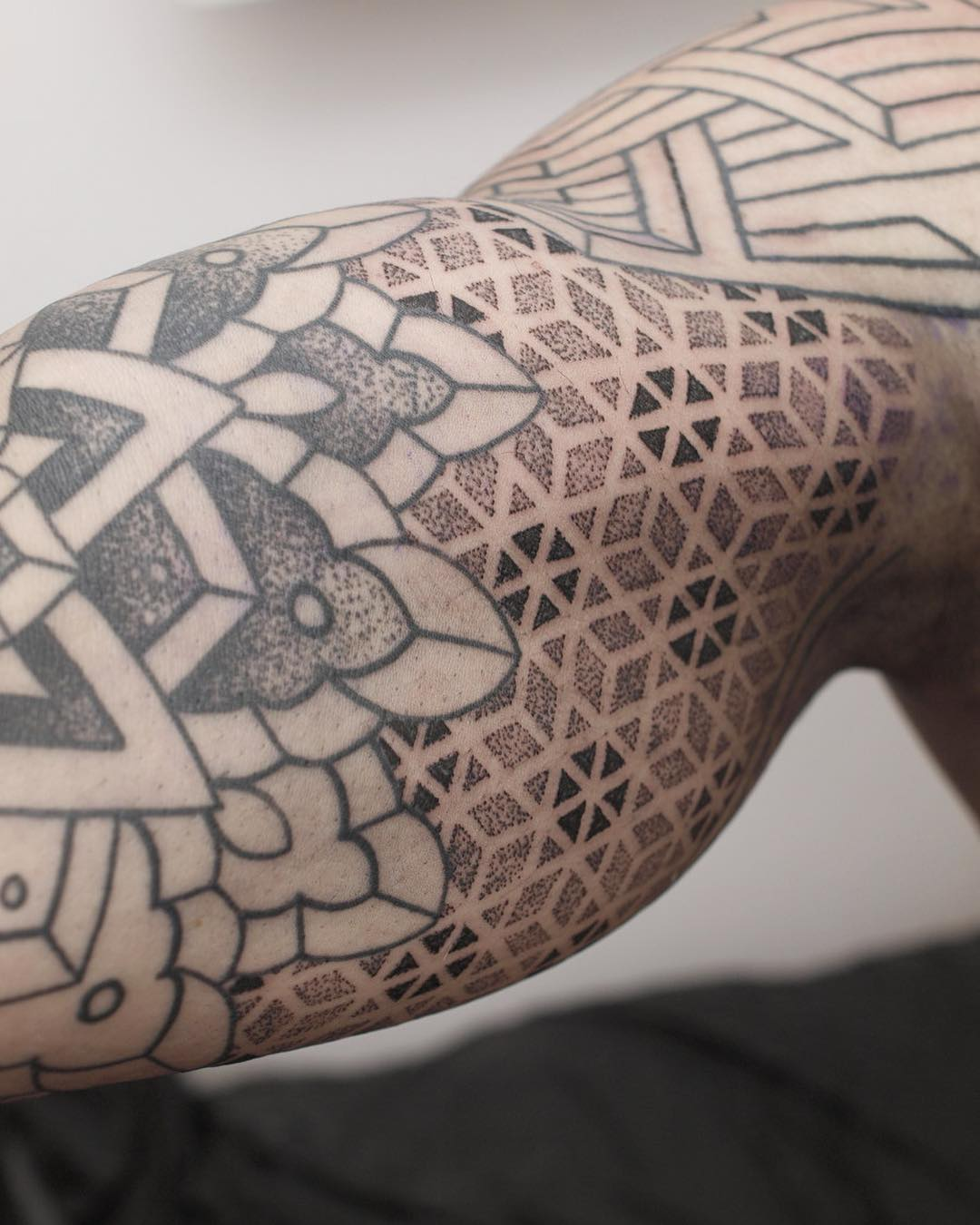 tattoo mandala by @tattooszelest