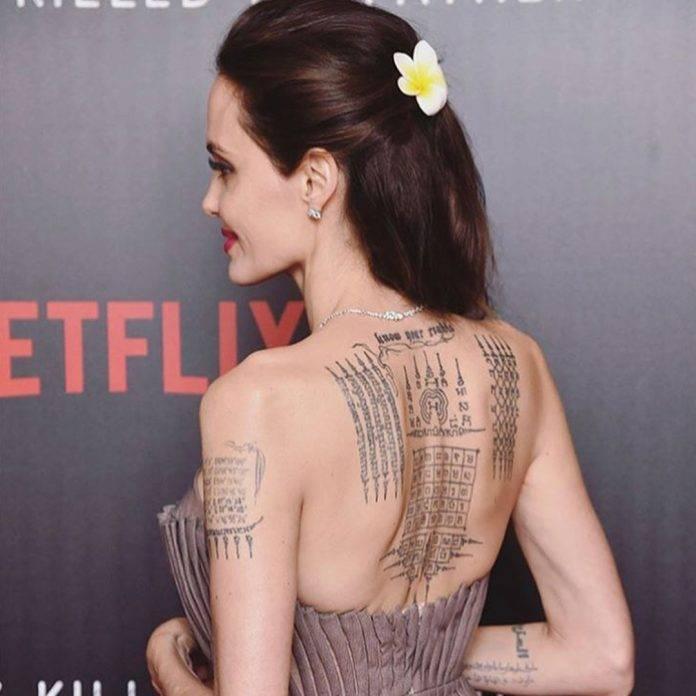 tatuaggi e star