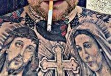 Tatuaggi Bibbia