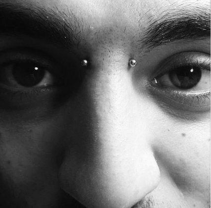 Piercing by @gianfranco_cavalieri_piercer