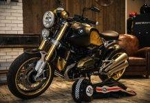BMW R nineT Tattoo