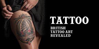 mostra fotografica tattoo in inghilterra