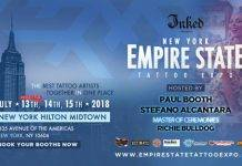New York Empire State Tattoo Convention 2018