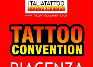 Tattoo Convention Piacenza 2018