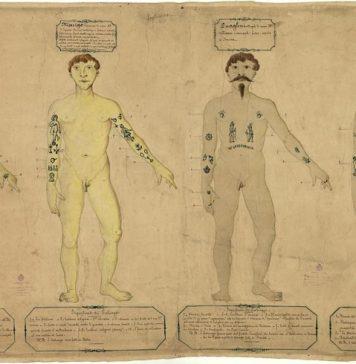Stigmata -tatuaggio in Italia