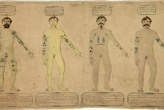 tatuaggio in italia