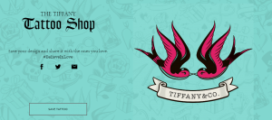 tiffany tattoo shop