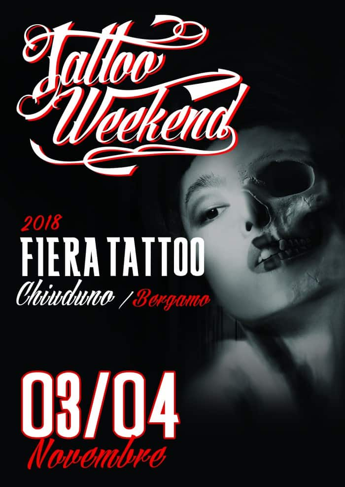 Chiuduno tattoo convention