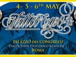 International Tattoo Expo Roma