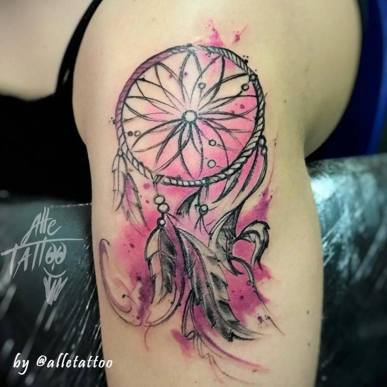 Acchiappasogni Tattoo: quale è il suo significato?