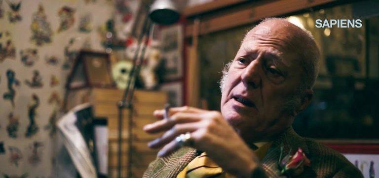 Gian Maurizio Fercioni, il padre del tatuaggio in Italia