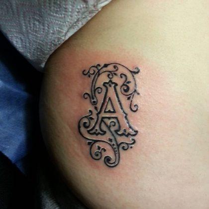 tattoo by @8tattoo_ru