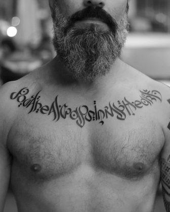 tattoo by @ogoldzak