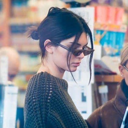 Kendall Jenner Maria Tash gioiello