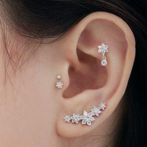 Maria Tash piercings
