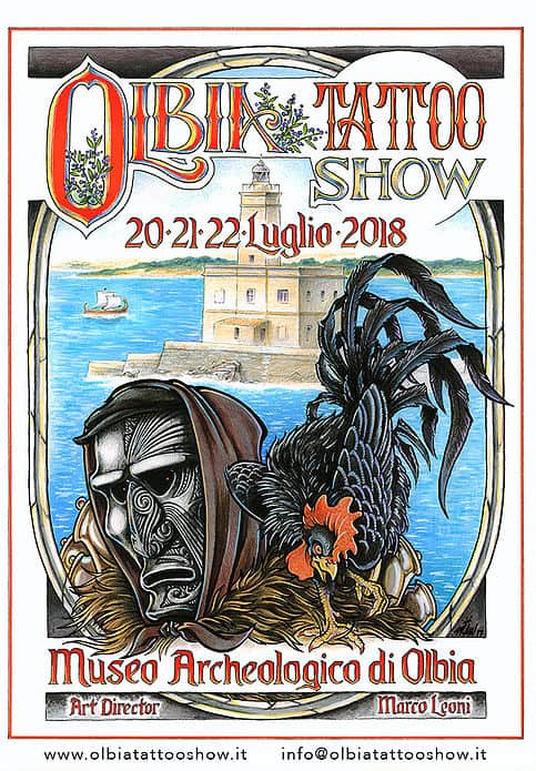 Olbia Tattoo Show