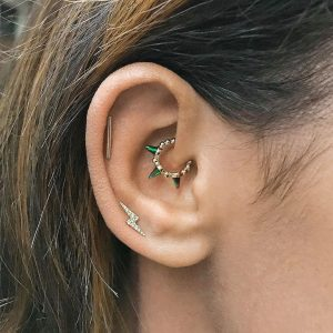 earrings Maria Tash