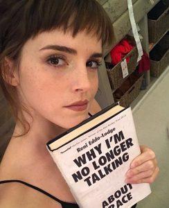 Emma Watson lentiggini