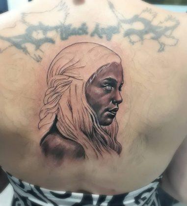 tattoo Daenerys Targaryen