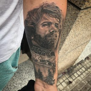 tattoo Tyrion Lannister