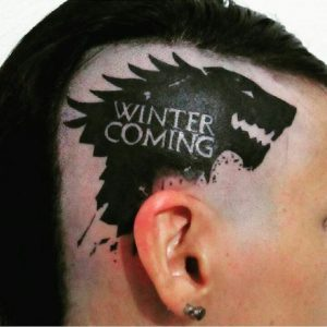 tattoo winter is coming