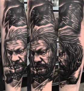 tattoo trono di spade