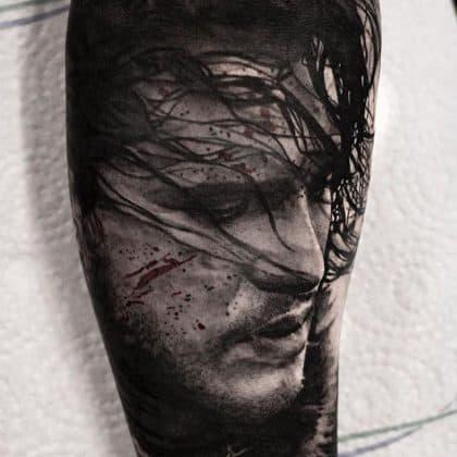 tattoo Jon Snow