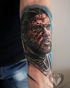 tattoo Jon Snow