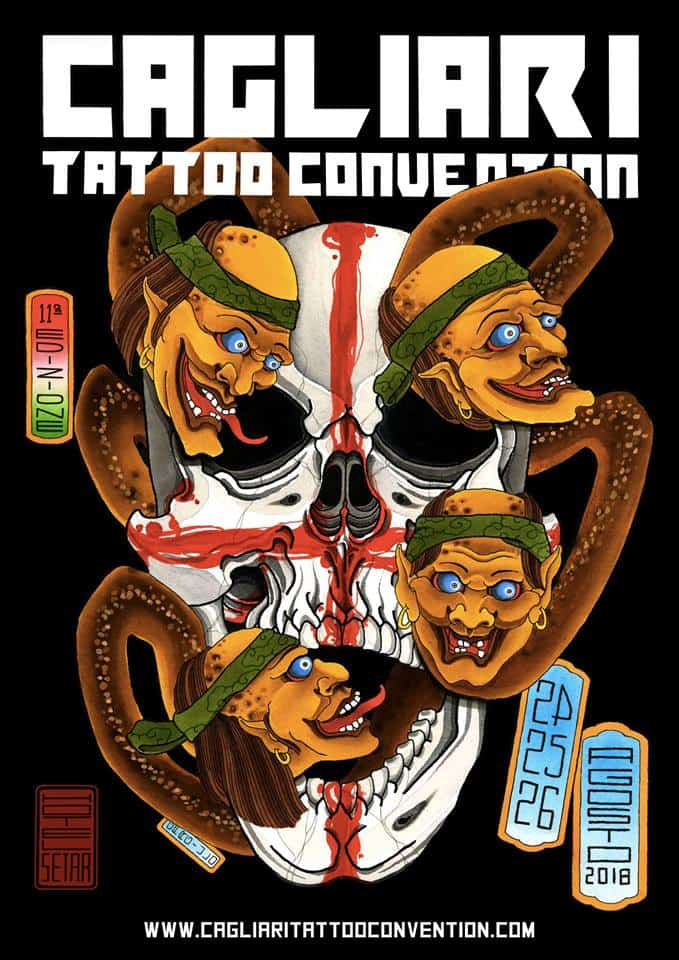 Cagliari Tattoo Convention