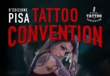 Pisa tattoo convention ottava edizione