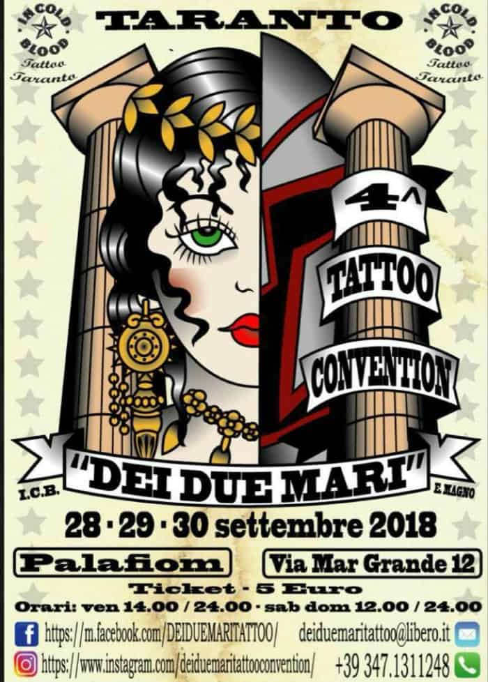 Tattoo Convention Dei Due Mari