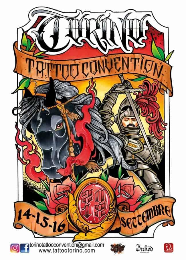 Torino Tattoo Convention 2018