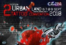 Urban Tattoo Coinvention Roma seconda edizione