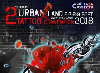 Urban Tattoo Coinvention Roma seconda edizione