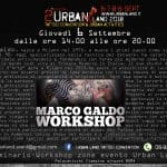 Urban tattoo convention Work Shop Galdo