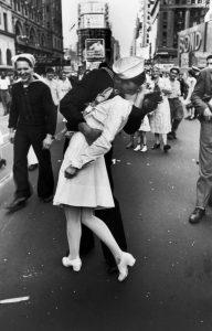foto bacio