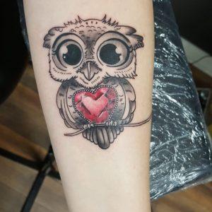 rubino tattoo