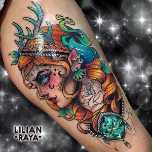 smeraldo tattoo