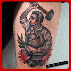 tatuaggio fabbro